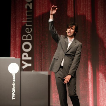 Stefan Sagmeister image 2008