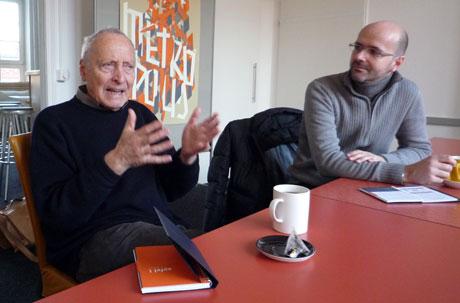 Jost Hochuli: Abschlussredner der TYPO 2011