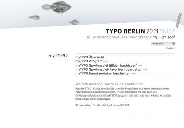 TYPO-Programm