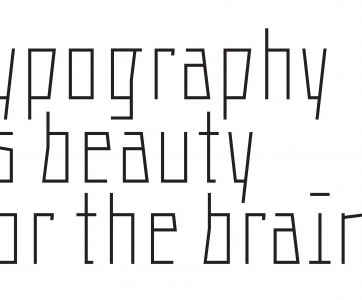 t-shirt_typography-is-beauty-for-the-brain Martin Tiefenthaler