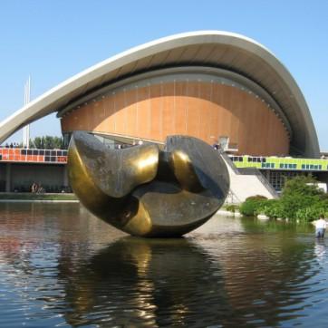 Kongresshalle HKW