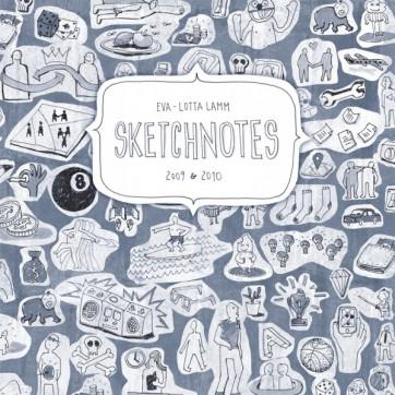 Eva-Lotta Lamm Sketchnotes Book