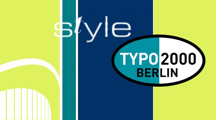 TYPO Berlin 2000 -