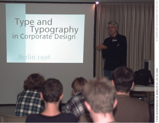 Type and Typography in Corporate Design