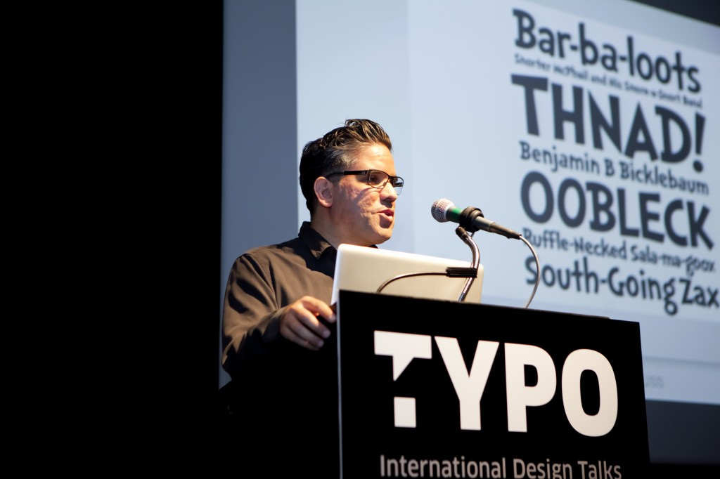 Rod Cavazos: Life Inside a Type-Obsessed Design Lounge