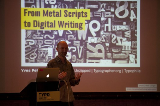 From Metal Scripts to Digital Writing