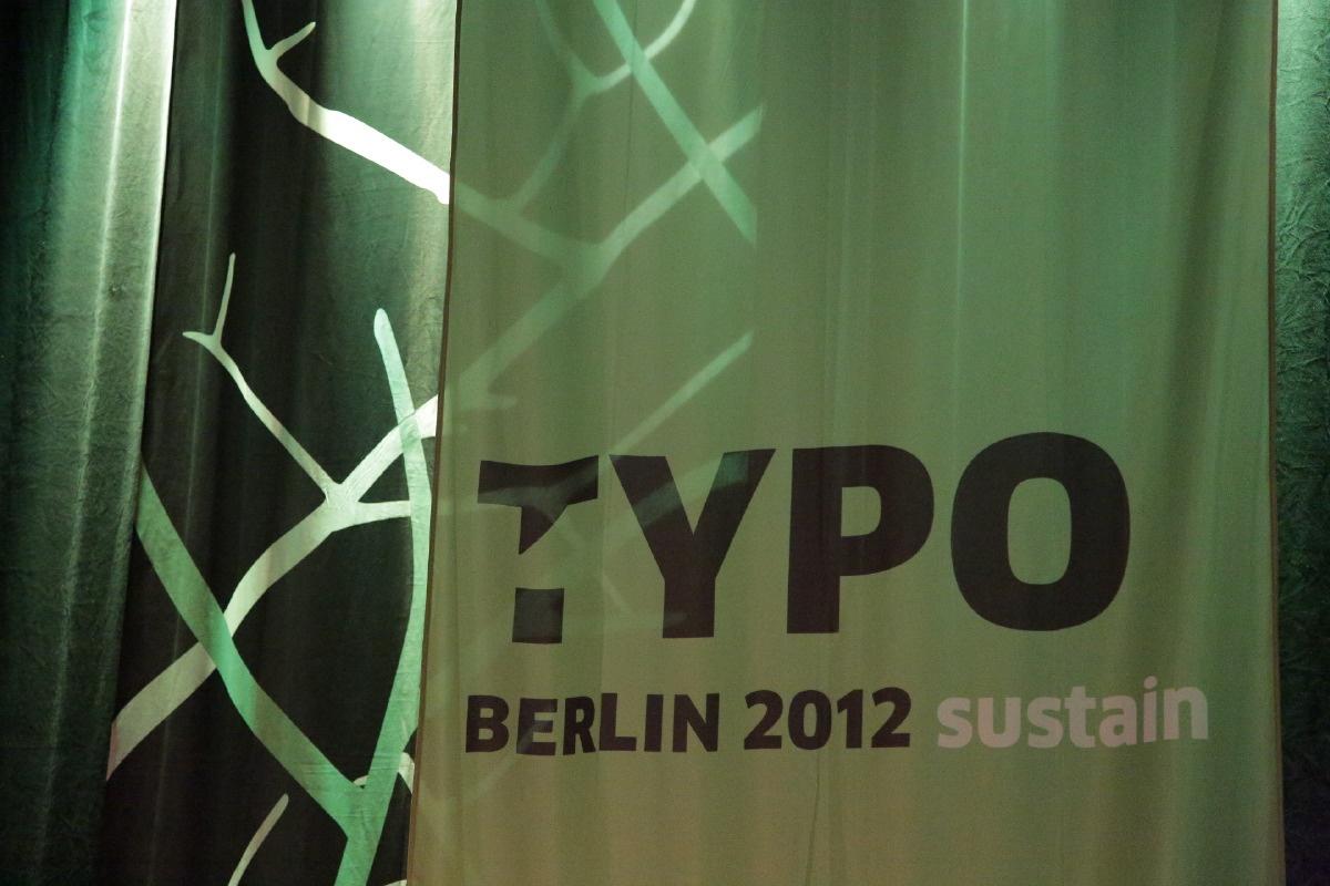 TYPO Berlin 2012 im Rückblick