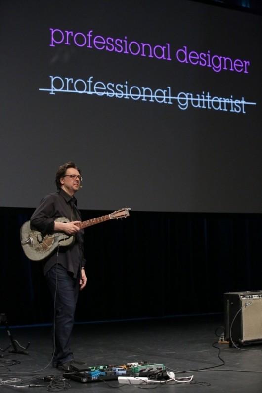 Michael Johnson: Gitarren und Grafik