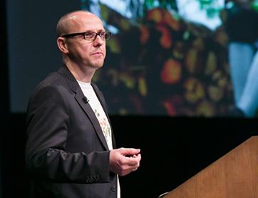 Andreas Koop: Die Macht der Schrift