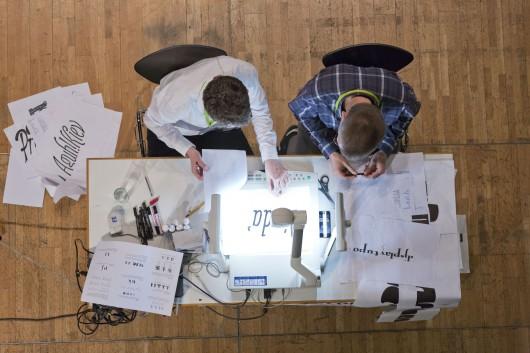 Erik van Blokland & Paul van der Laan: Raw TypeCooker
