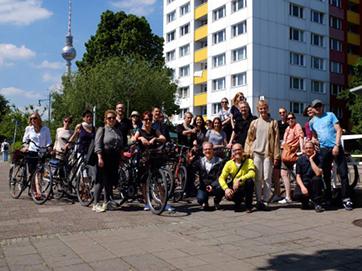 TYPO Berlin 2013 Bike Tour