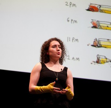 Maria-Popova-San-Francisco-Design-conference-530x353