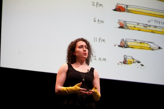 Maria Popova: The Science of Productivity and the Art of Presence