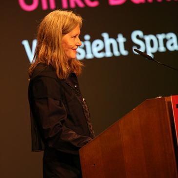 Ulrike Damm: Wie sieht Sprache aus?