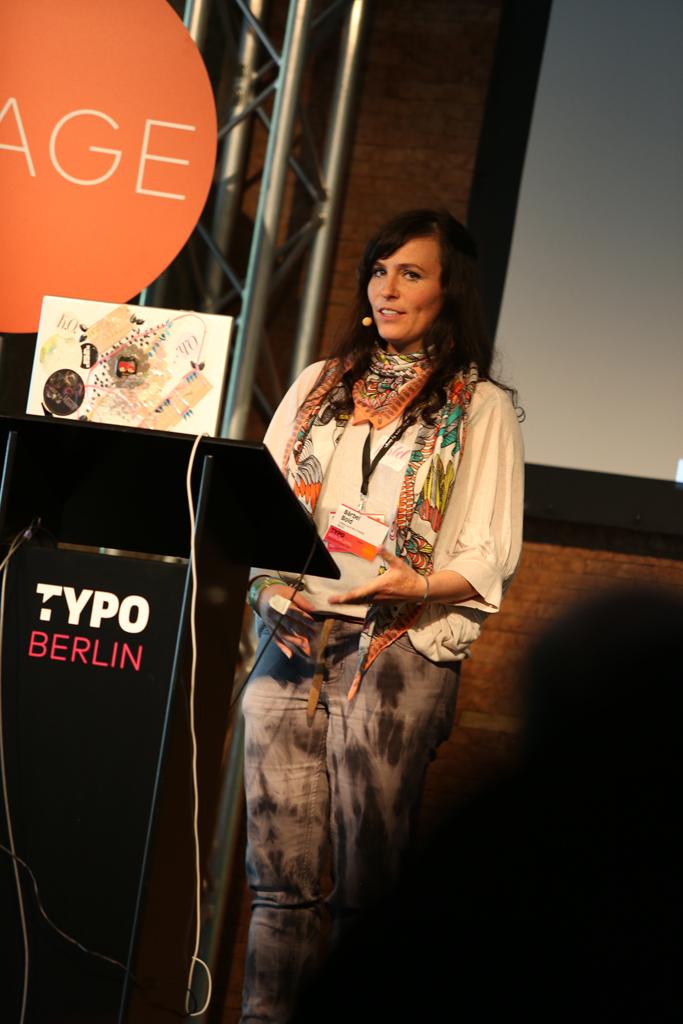 Bärbel Bold: Type & Tech