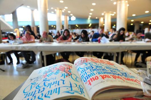 Workshop: Zum Punkt – Einführung in die gebrochene Schrift