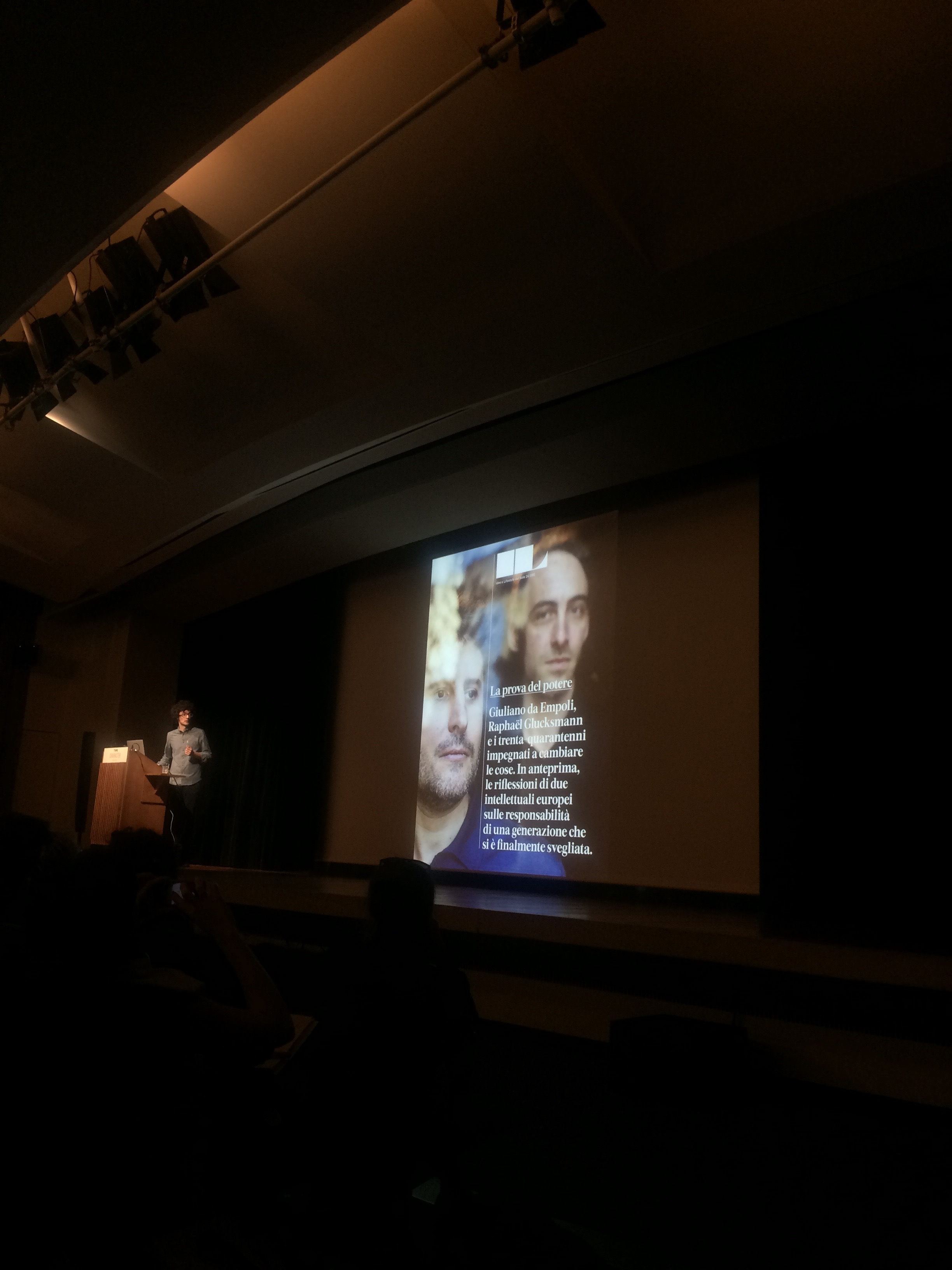 Francesco Franchi: Strukturiert informiert