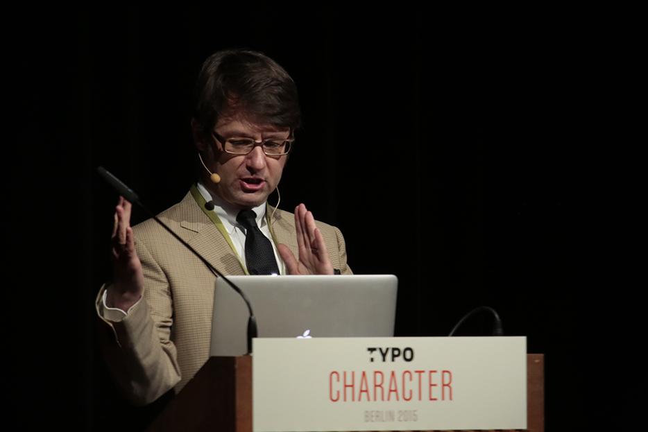 Jean François Porchez: Das Übersetzungsproblem