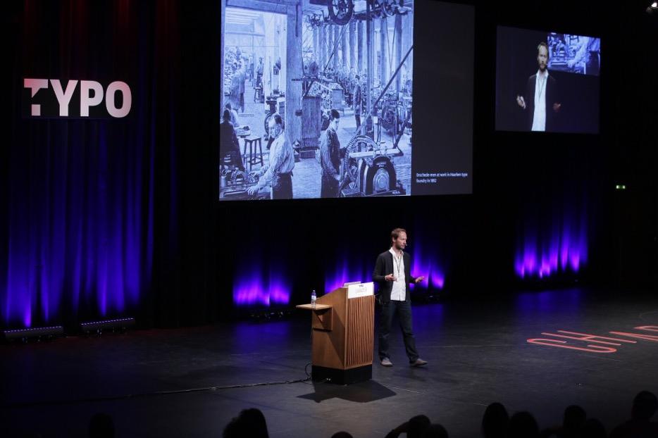 TYPO Talks » Blog Archiv » Peter Biľak: The history and