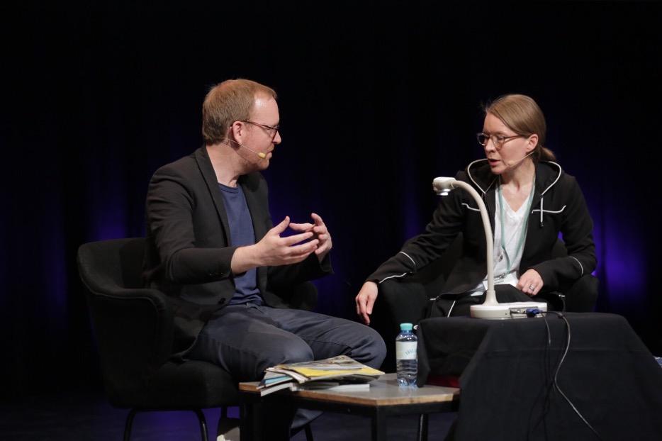 Christoph Amend: Haltung und Charakter beim Magazinmachen