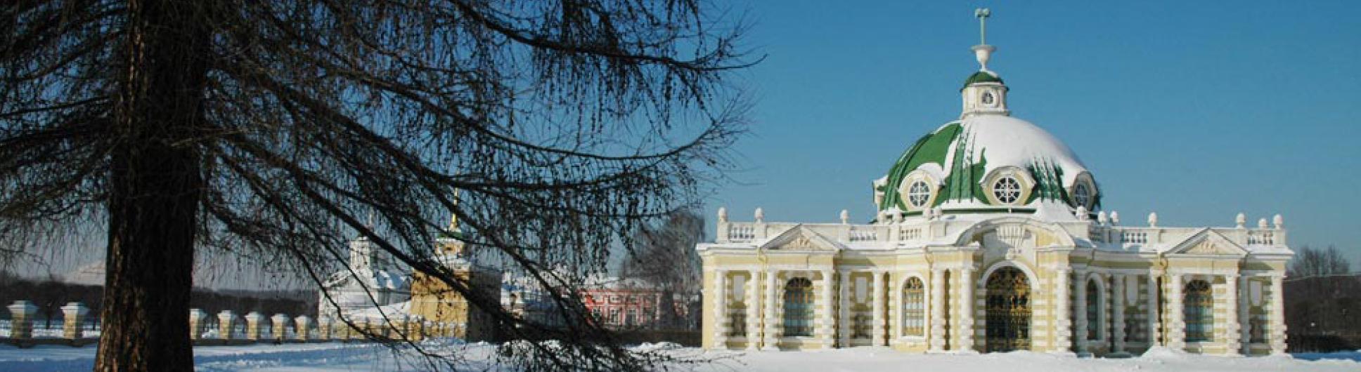 Park von Kuskowo im Osten der Stadt – ein Schlosspark, teilweise im englischen und französischen Stil errichtet (Foto: © Park von Kuskowo)