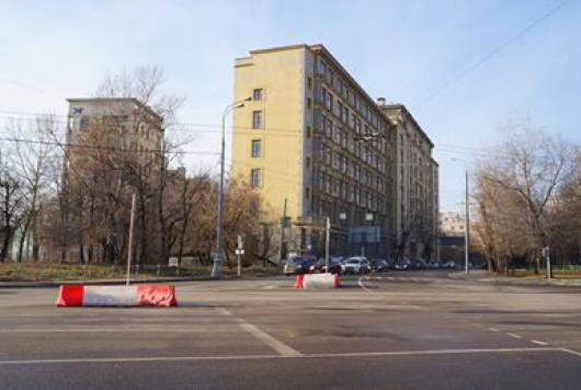 Stadt der Künstler, denkmalgeschützter Architekturkomplex im Nordwesten Moskaus