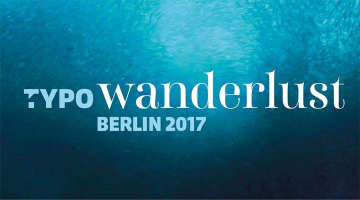 TYPO Berlin 2017 -