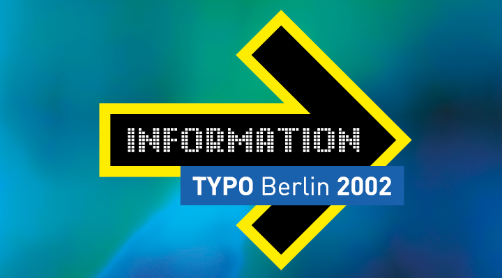 TYPO Berlin 2002 -
