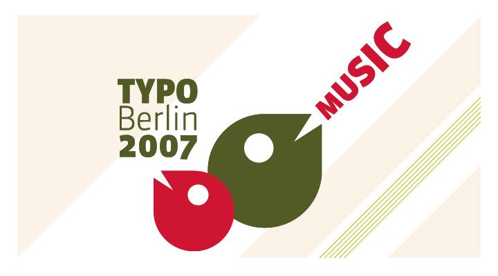 TYPO Berlin 2007 -