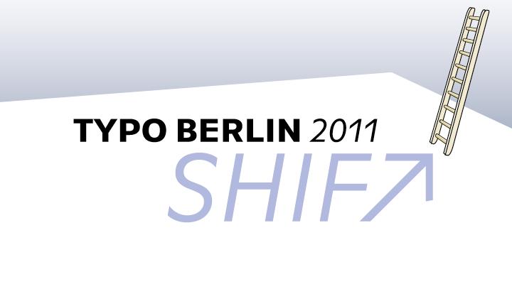 TYPO Berlin 2011 -