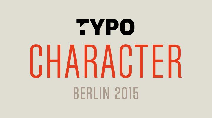 TYPO Berlin 2015 -