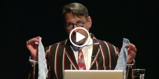 Flashback Tuesday: Chip Kidd, TYPO London 2011