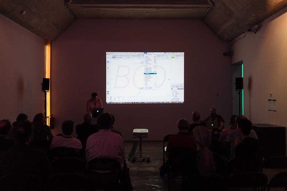 TYPO LabsFontLab world by Lucas de Groot