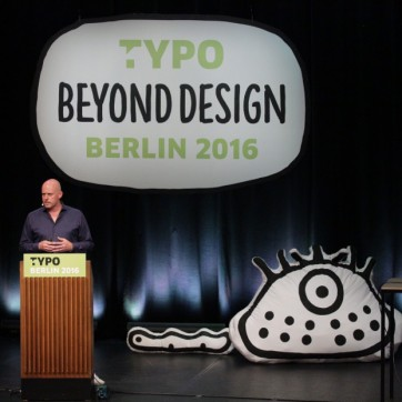 "Typo Berlin 2016 ""Beyond Design"""