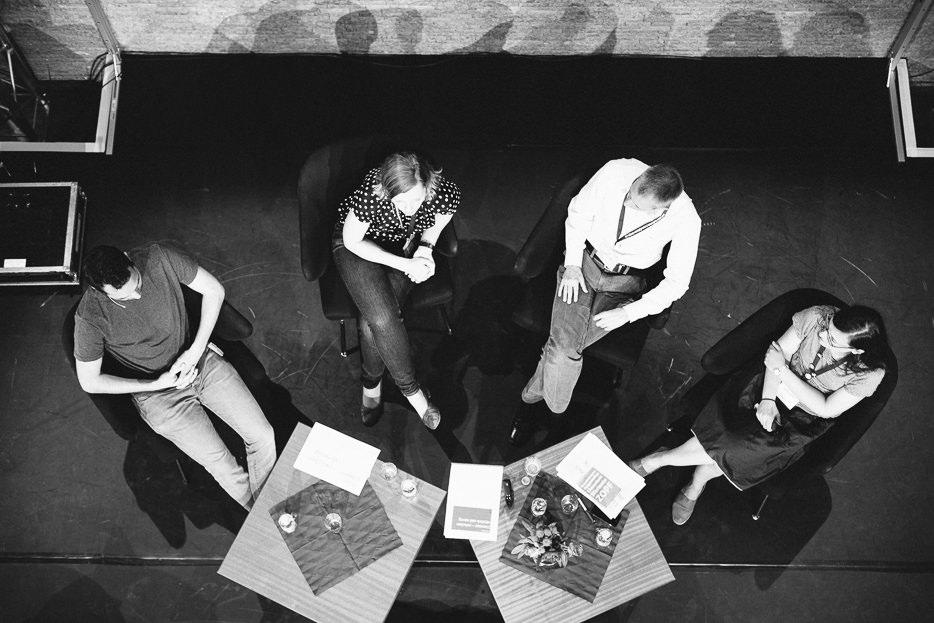 Indra Kupferschmid, Andrea Nienhaus, Jan Kaestner, Hannes von Döhren: Schriftlizenzen –zwischen nützlich und nervig