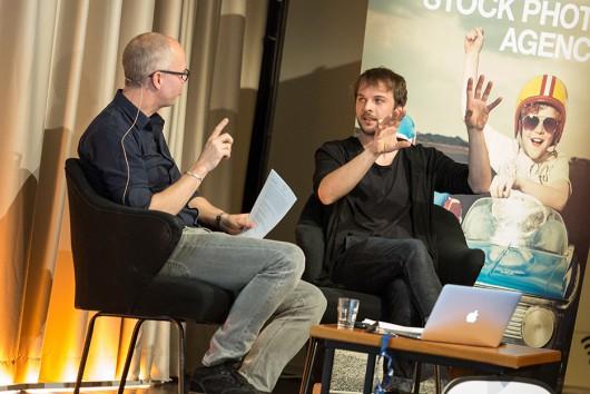 Nils Frahm at TYPO Berlin 2016