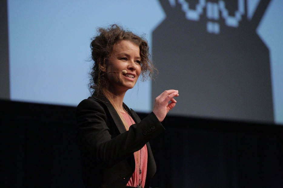 Katrín Ólína: Denktypen
