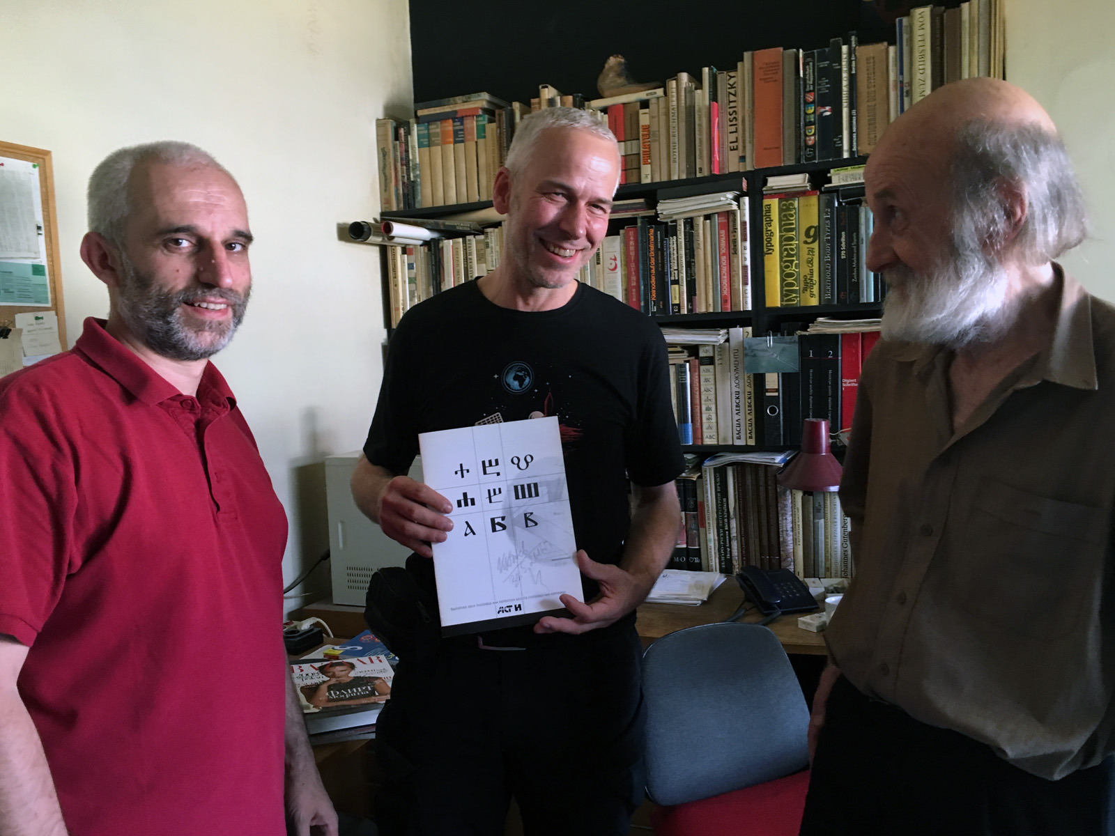 Boril Karaivanov & Kancho Kanev & Lucas de Groot 8