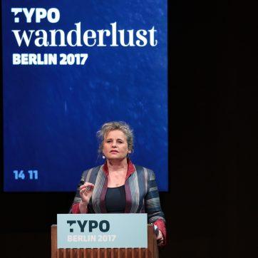 "Typo Berlin 2017 ""wanderlust"""