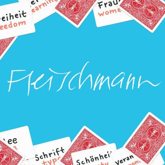 Fragenziehen #2: Interview mit Gerd Fleischmann