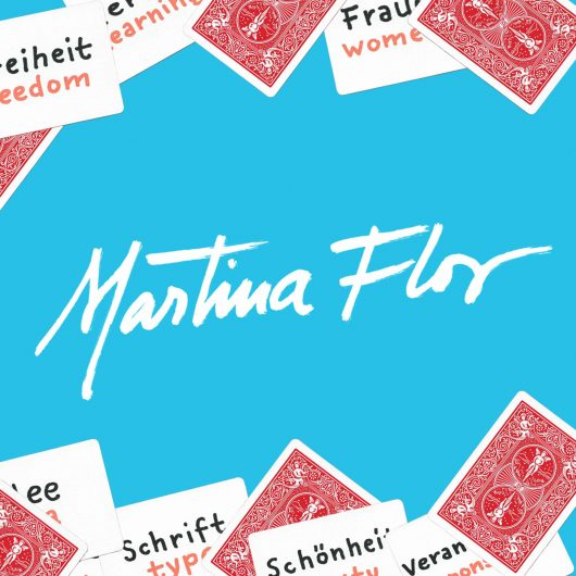 Fragenziehen #3: Interview mit Martina Flor