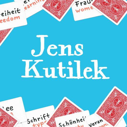Fragenziehen #4: Interview mit Jens Kutílek