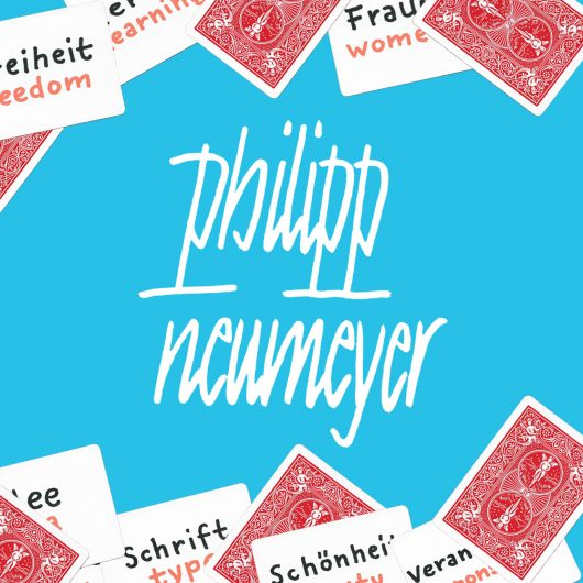 Fragenziehen #6: Interview mit Philipp Neumeyer