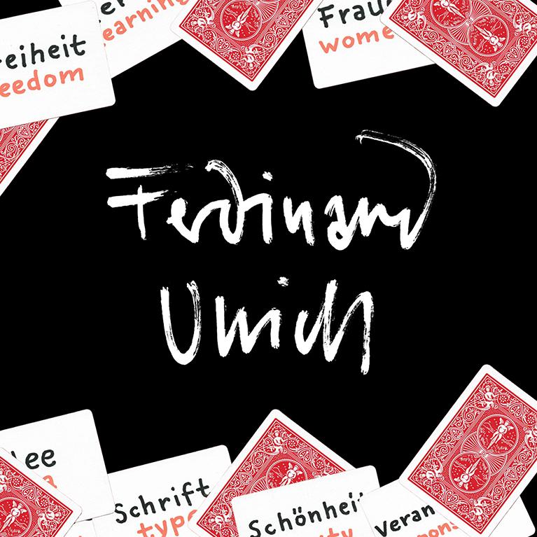 Fragenziehen: Ferdinand Ulrich