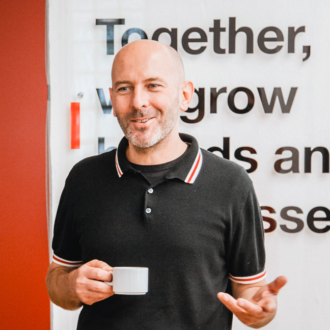 Andreas Rotzler, Chief Creative Officer Central and Eastern Europe bei Interbrand